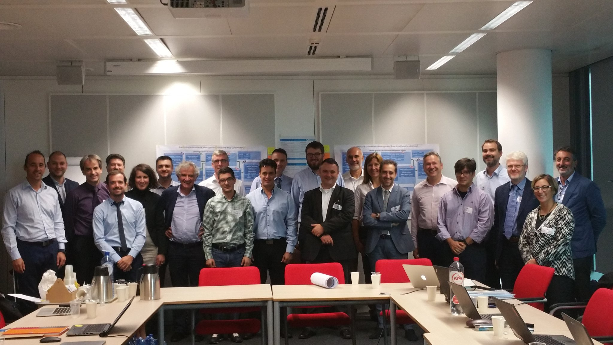 UPTIME Kick-Off Meeting on 27 and 28 September 2017 in Brussels
