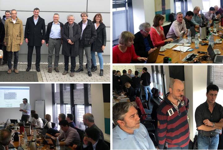 UPTIME Mid-Term Review Meeting, 20 – 22 March 2019, Bremen