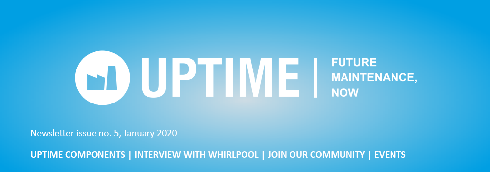 UPTIME 5th Newsletter – Edition 01/2020