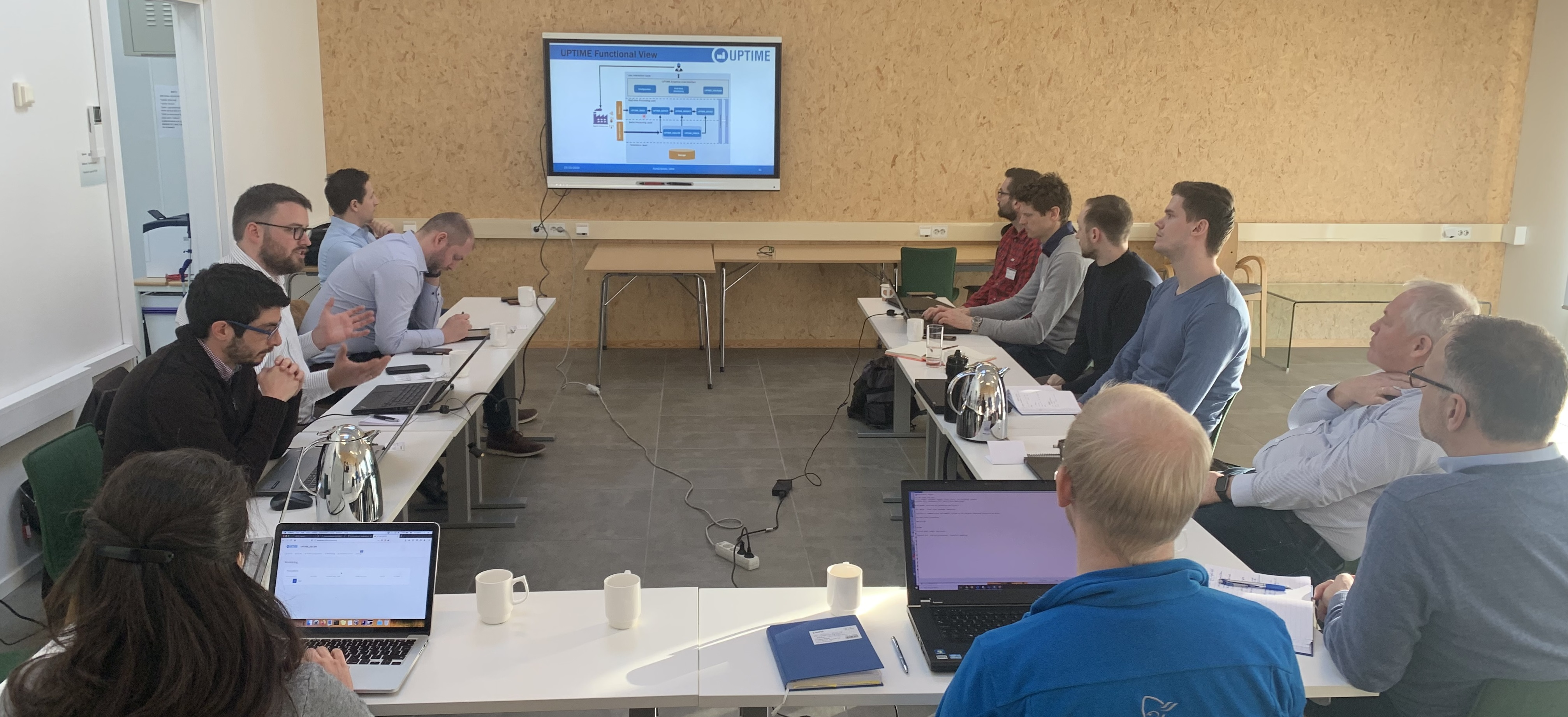 UPTIME Workshop_Sperre_Norway