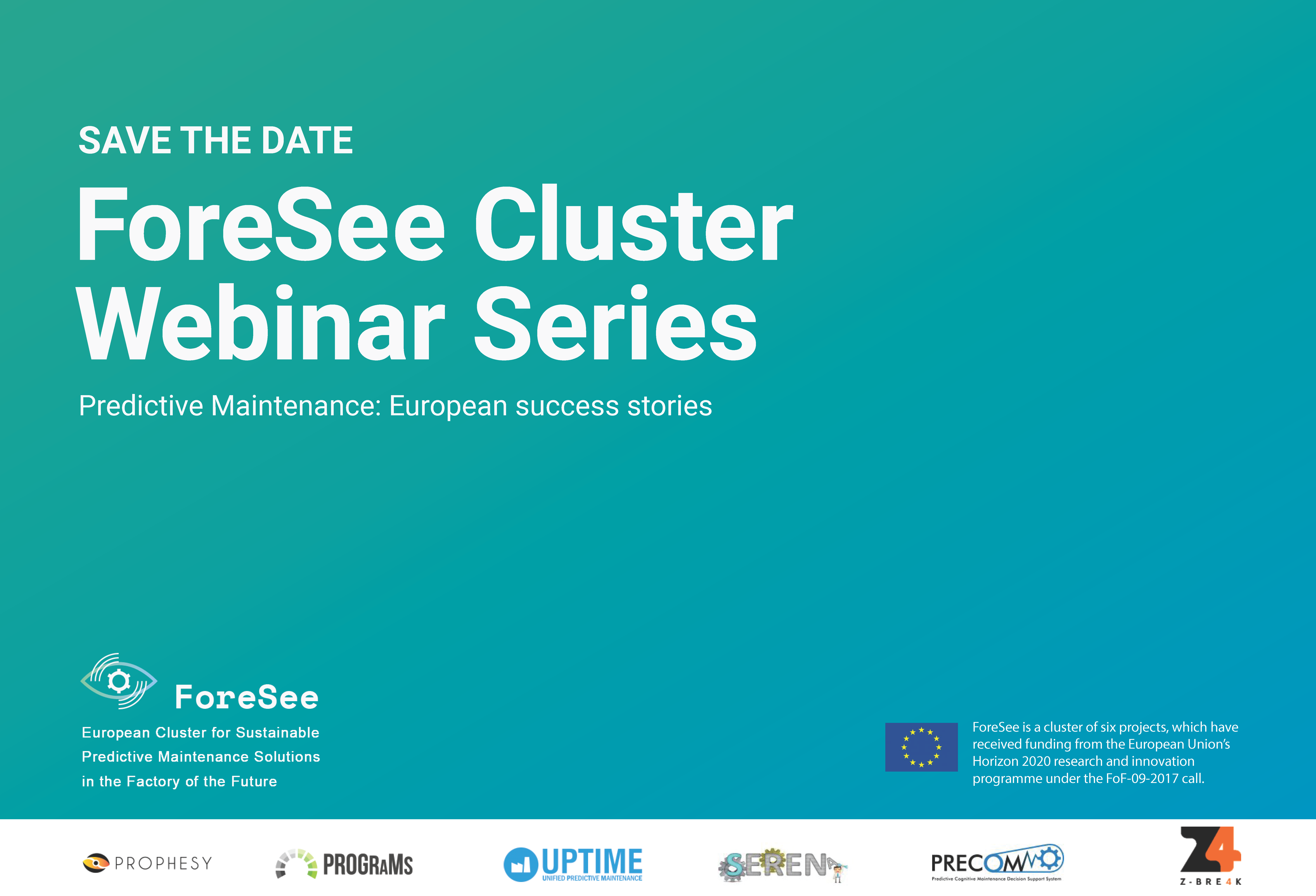UPTIME at ForeSee Cluster Webinar on Standardisation, 28 Jan 2021, 16:30 – 18:00 CET